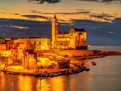 WEEKEND TRANI ROMANTICA